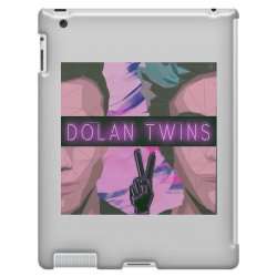 Dolan Twins Art iPad 3 and 4 Case | Artistshot