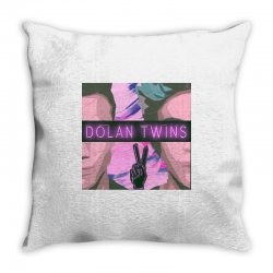 Dolan Twins Art Throw Pillow | Artistshot