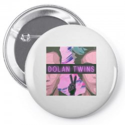 Dolan Twins Art Pin-back button | Artistshot