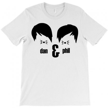 Dan And Phil T-shirt Designed By Monstore