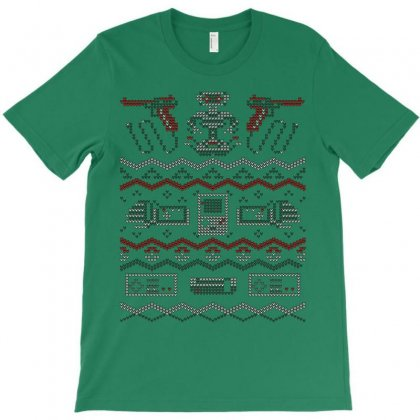 Ugly Gaming Sweater T-shirt Designed By Mdk Art