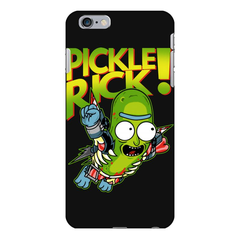 cheap for discount cb232 88811 Rick And Morty Pickle Rick ! Iphone 6 Plus/6s Plus Case. By Artistshot