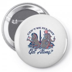 politics Pin-back button | Artistshot