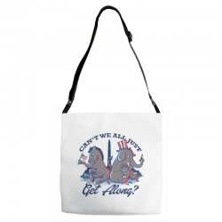 politics Adjustable Strap Totes | Artistshot