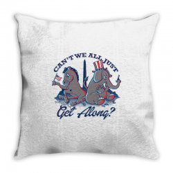 politics Throw Pillow | Artistshot