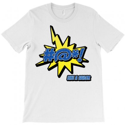 Potty Mouth T-shirt Designed By Nurmasit1