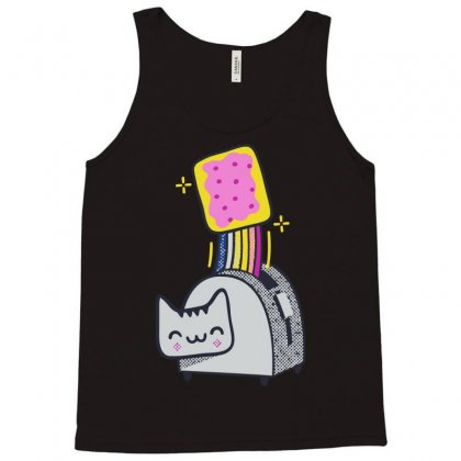 Pop Tart Tank Top Designed By Nurmasit1