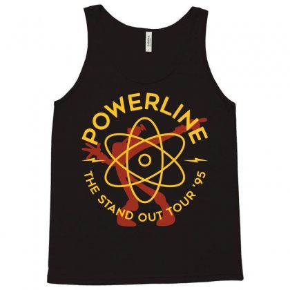 Powerline Tank Top Designed By Nurmasit1
