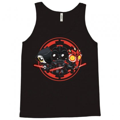 Power Villains Tank Top Designed By Nurmasit1