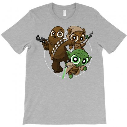 Power Critters T-shirt Designed By Nurmasit1