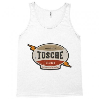Anchoread Tosche Station Power Converters! Tank Top Designed By Nurmasit1