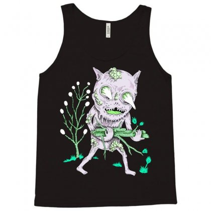 Preparing For The Goblin Fire Tank Top Designed By Nurmasit1