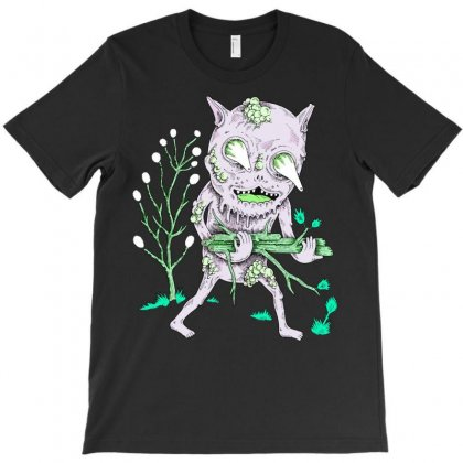 Preparing For The Goblin Fire T-shirt Designed By Nurmasit1