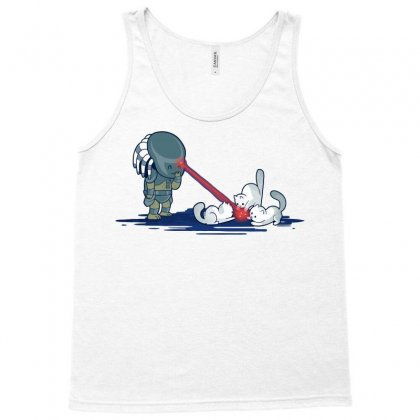 Predat Awww Tank Top Designed By Nurmasit1