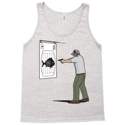 Practice Range Tank Top Designed By Nurmasit1