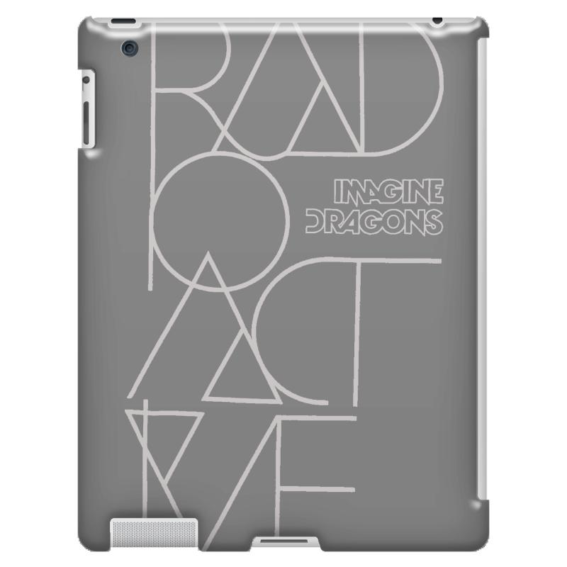 922e7e0f5 Custom Imagine Dragons Radioactive Ipad 3 And 4 Case By Mdk Art - Artistshot
