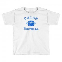 best cheap ae7f8 f0f92 Football Dillon Panthers Toddler T-shirt. By Artistshot