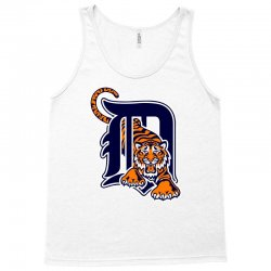 detroit tigers sports baseball Tank Top | Artistshot