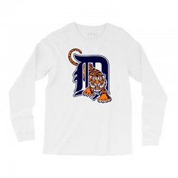 detroit tigers sports baseball Long Sleeve Shirts | Artistshot