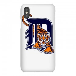 detroit tigers sports baseball iPhoneX Case | Artistshot