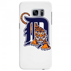 detroit tigers sports baseball Samsung Galaxy S7 Edge Case | Artistshot