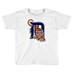 detroit tigers sports baseball Toddler T-shirt | Artistshot