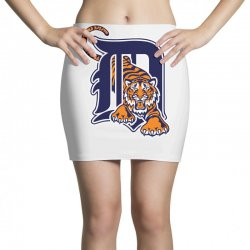 detroit tigers sports baseball Mini Skirts | Artistshot
