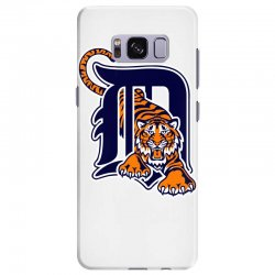 detroit tigers sports baseball Samsung Galaxy S8 Plus Case | Artistshot