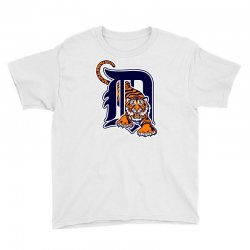 detroit tigers sports baseball Youth Tee | Artistshot