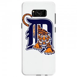 detroit tigers sports baseball Samsung Galaxy S8 Case | Artistshot