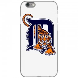 detroit tigers sports baseball iPhone 6/6s Case | Artistshot