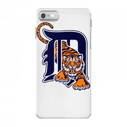 detroit tigers sports baseball iPhone 7 Case | Artistshot