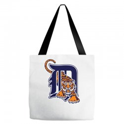 detroit tigers sports baseball Tote Bags | Artistshot