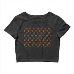 geek chic Crop Top | Artistshot