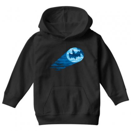 Gotham's Youth Youth Hoodie
