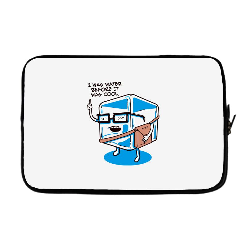 Hipster Ice Cube Laptop Sleeve  By Artistshot