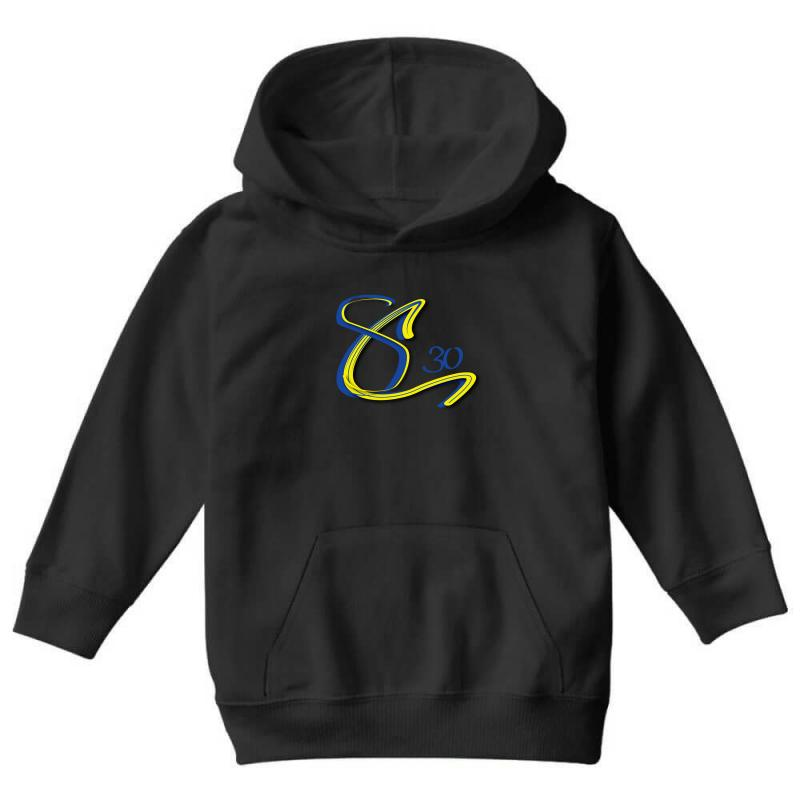 on sale 641d3 c4db9 Stephen Curry Youth Hoodie. By Artistshot