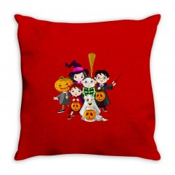 halloween Throw Pillow | Artistshot