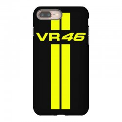 Valentino Rossi Stripes iPhone 8 Plus Case | Artistshot