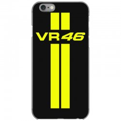 Valentino Rossi Stripes iPhone 6/6s Case | Artistshot