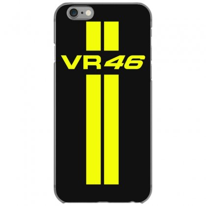 Valentino Rossi Stripes Iphone 6/6s Case Designed By Vr46