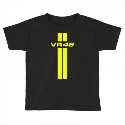 Valentino Rossi Stripes Toddler T-shirt | Artistshot