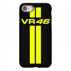 Valentino Rossi Stripes iPhone 8 Case | Artistshot