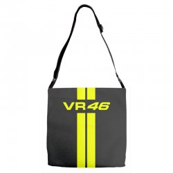 Valentino Rossi Stripes Adjustable Strap Totes | Artistshot