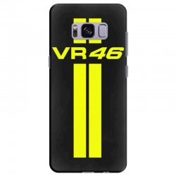 Valentino Rossi Stripes Samsung Galaxy S8 Plus Case | Artistshot