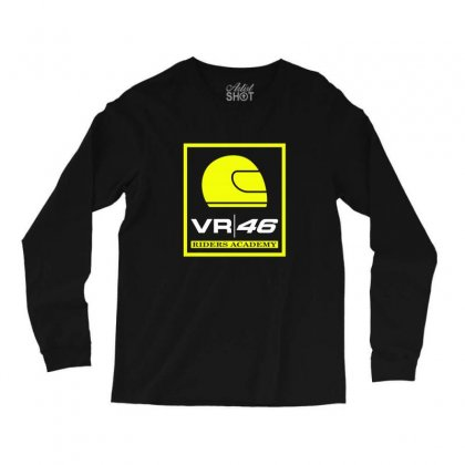 Vr46 Riders Academy Long Sleeve Shirts Designed By Vr46