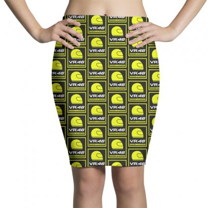 Vr46 Riders Academy Pencil Skirts Designed By Vr46