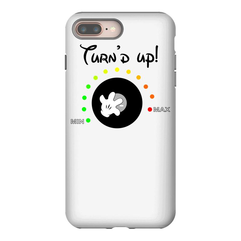 new style daa95 79744 Turn'd Up Mickey Mouse Iphone 8 Plus Case. By Artistshot