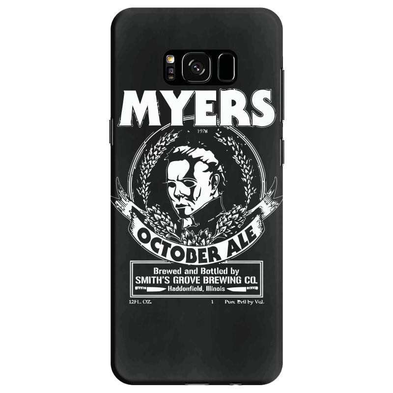 3c577cbd0 Custom Myers October Ale Samsung Galaxy S8 Case By Jafarnr1966 ...