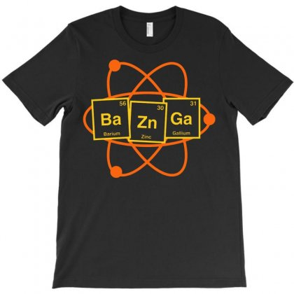 Bazinga! T-shirt Designed By Mdk Art